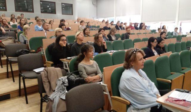 """Konferencja """"Uczeń z doświadczeniem migracji  w europejskich systemach oświaty """""""