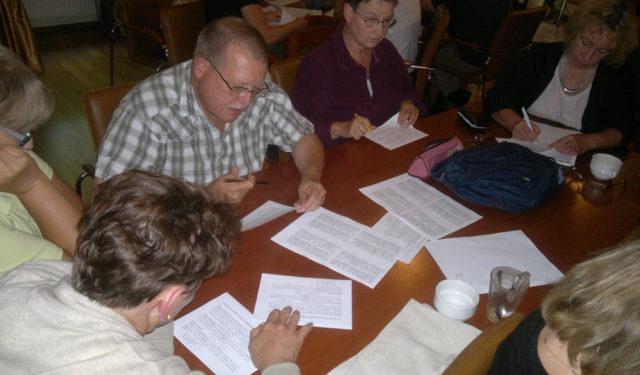 Warsztaty wrażliwości kulturowej wKroczycach