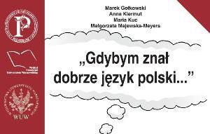 """List otwarty w sprawie podręcznika """"Gdybym dobrze znał język polski…"""""""