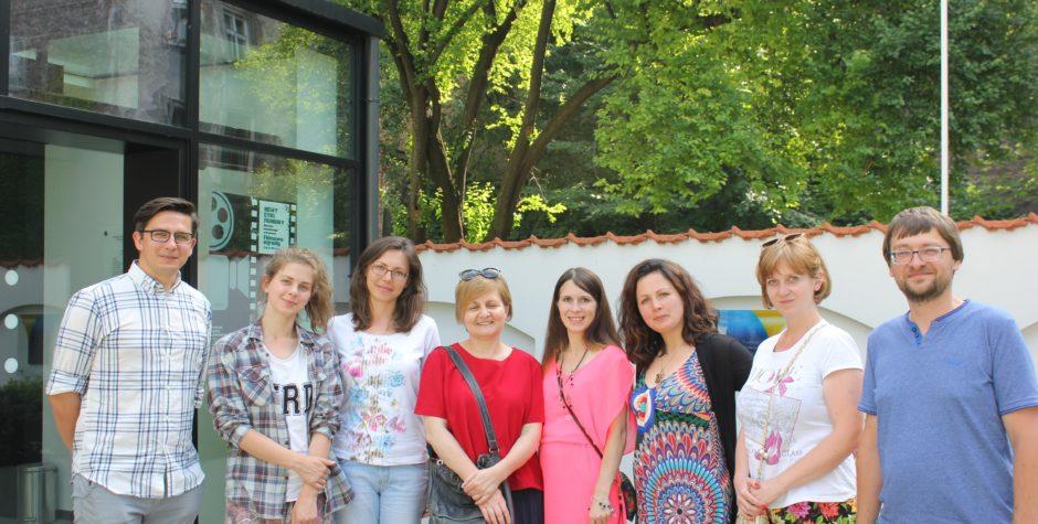 Wizyta studyjna gości z Ukrainy