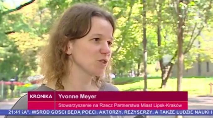 Artyści z Niemiec w Krakowie
