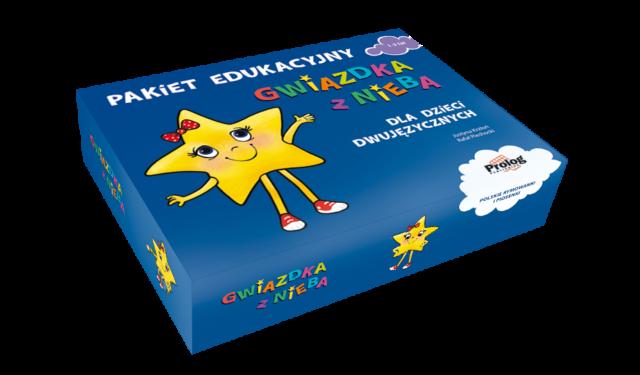 """Pakiet edukacyjny """"Gwiazdka z nieba"""""""