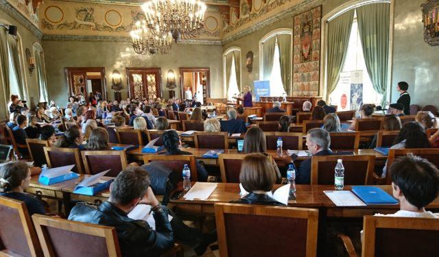 """Konferencja """"Otwarty Kraków 3. Dialog i współpraca międzykulturowa"""""""