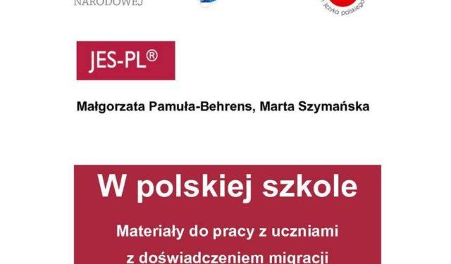 """""""W polskiej szkole"""" – ciąg dalszy"""