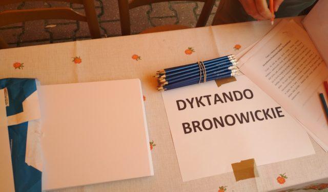 VI Bronowickie Dyktando Ortograficzne