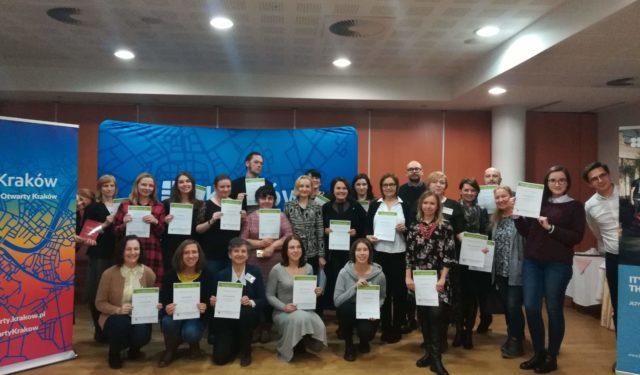 Szkolenie dla pracowników oświaty i liderów społecznych w ramach programu MURAL